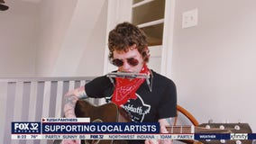 Flesh Panthers perform 'Where The Willows Weep' on Good Day Chicago
