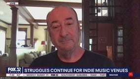 Struggles continue for indie music venues