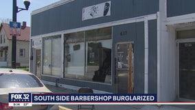Roseland barbershop burglarized amid coronavirus pandemic