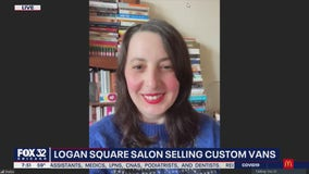 Logan Square salon pivots selling custom shoes
