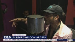 Melo Makes Music performs 'Manifesto' on Good Day Chicago