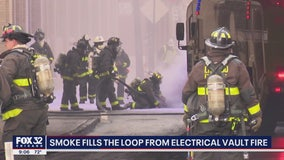 Power outages, Metra delays after Loop ComEd vault fire