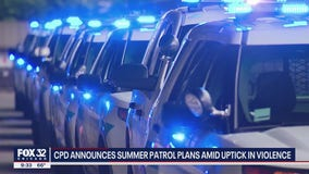 Chicago police announce summer patrol plans amid uptick in violence