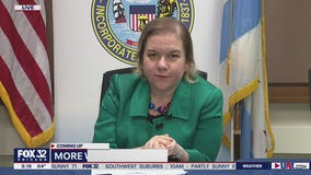 Part 1: Dr. Allison Arwady discusses move to Phase 3 of reopening