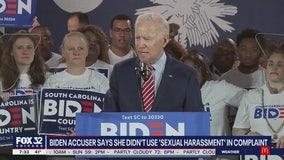 Joe Biden flatly declares sexual assault 'never, never happened'