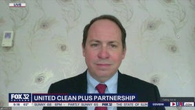 United partners with Clorox, Cleveland Clinic to launch 'CleanPlus' initiative