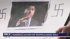 'Reopen Illinois' rallies held as Anti-Defamation League condemns Nazi imagery on signs