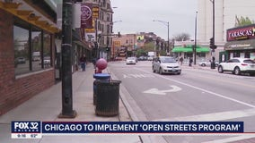 Chicago to implement 'Open Streets' program to make more room for pedestrians