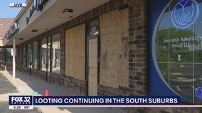 South suburban stores hit by looters in wake of George Floyd protests