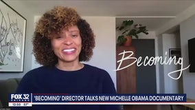 'Becoming' director reflects on experience of making Michelle Obama documentary