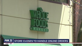Chicago Whole Foods store converting to online-only shopping