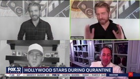 Jake Hamilton: What are Hollywood stars doing during quarantine?