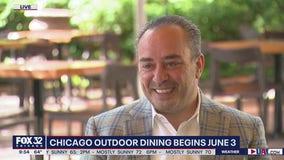 Chicago restaurants prepare for outdoor dining to begin next week