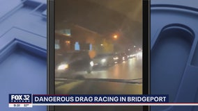 Bridgeport residents fed up over dangerous drag racing in their neighborhood