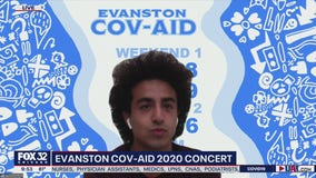 Evanston virtual concert to raise funds for COVID-19