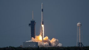 SpaceX sends Dragon, astronauts on history-making flight