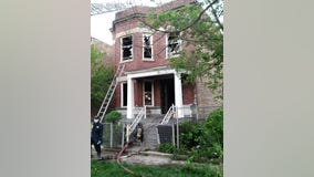 8 people saved from house fire in Englewood
