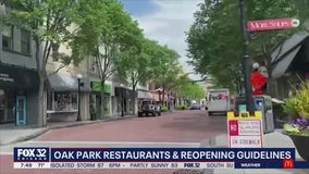 Oak Park restaurants preparing to reopen outdoor seating