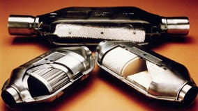 Catalytic converters stolen from parked vehicles in Little Village