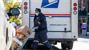 House rescue package includes $25 billion for Postal Service
