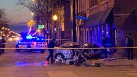 Man killed in Albany Park crash