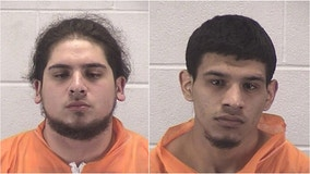 2 charged with arson in suburban Aurora