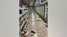 Person shot protecting Avondale Binny's amid citywide looting
