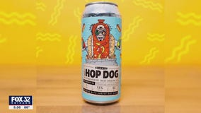 You can now enjoy a hot dog flavored beer