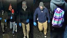 Burglars hit Naperville middle school: police