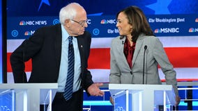 Bernie Sanders, Kamala Harris and Ed Markey propose $2,000 monthly payments to Americans during pandemic