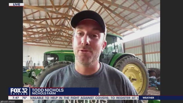 Nichols Farm expands to food delivery service during pandemic