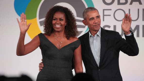 Former President Barack Obama and former First Lady Michelle Obama to visit Chicago this week