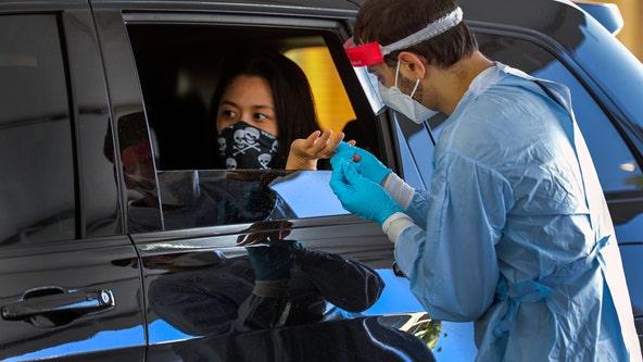 Illinois reports 3,581 new cases of coronavirus, 40 more deaths