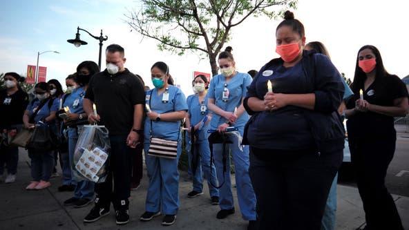 More than 1,200 Cook County nurses plan to walk off the job Thursday