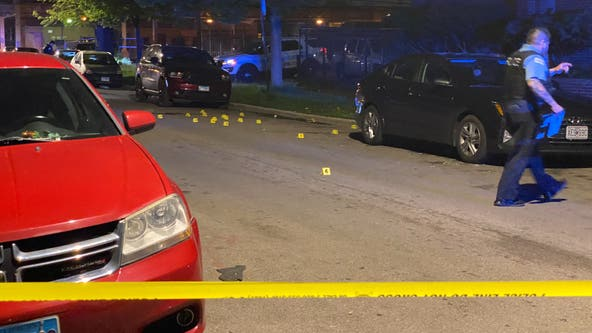 Man killed in West Woodlawn shooting: police