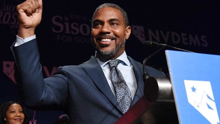 Nevada Democratic Rep. Steven Horsford admits cheating on ...