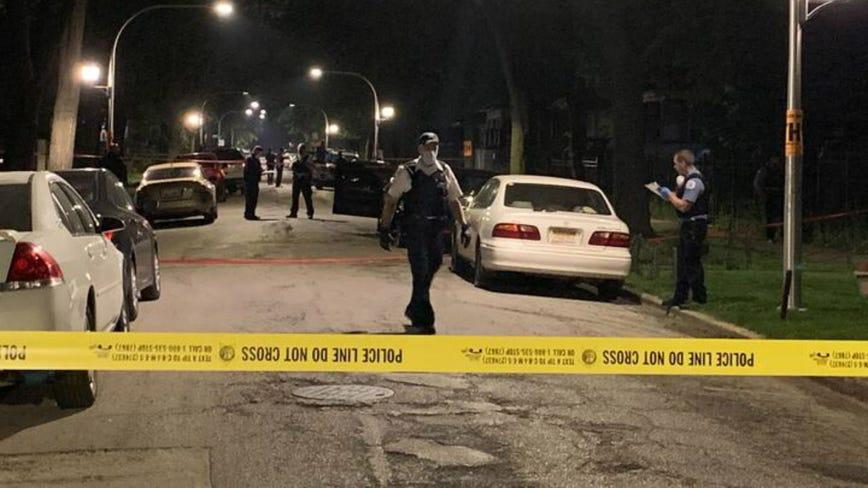 Gun violence surges across Chicago