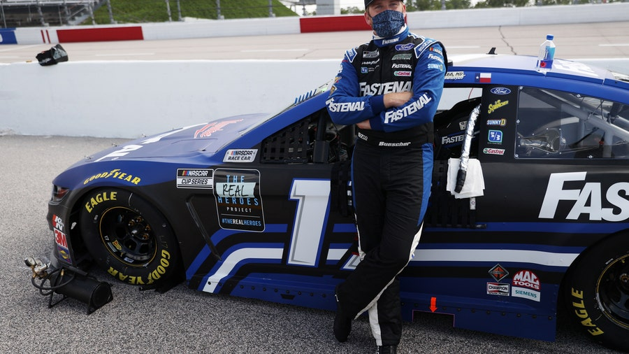 Ricky Stenhouse heads to Bristol Motor Speedway lifted by good run at Charlotte