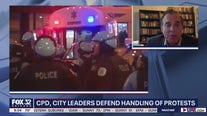 CPD's handling of protests questioned by officials, activists