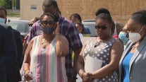 Woman who says she was pulled from vehicle by her hair by Chicago police discusses incident