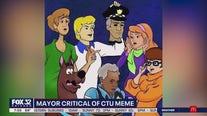 Lightfoot slams teachers union tweet that shows her as Scooby-Doo villain: 'Clearly racist'