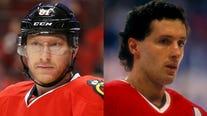 Marian Hossa, Doug Wilson elected to Hockey Hall of Fame