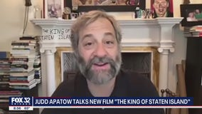 Judd Apatow talks new film 'The King of Staten Island'