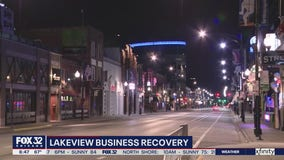 Lake View businesses fight to stay afloat as Phase 3 of reopening begins