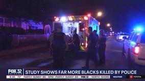 Staggering new statistics shed light on disproportionate police violence towards Black people
