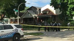 4 wounded in shooting in Chicago's Burnside neighborhood