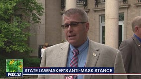 Illinois lawmaker thinks Trump supporters made right decision not wearing facemasks at Tulsa rally