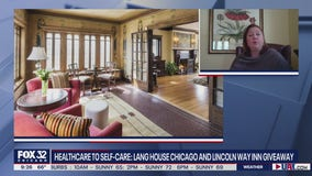 Chicago health care workers can win raffle to stay at The Lang House
