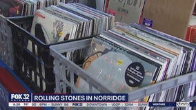 Lovin Local: Rolling Stones Records in Norridge