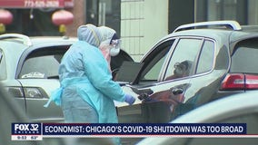 Economist: Chicago's COVID-19 shutdown was too broad